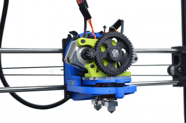 The Complete 3D Printer Extruder Buyer's Guide