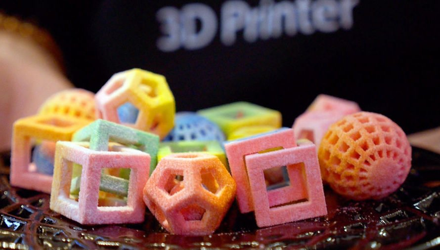 7 Exciting 3D Printed Food Projects Changing How We Eat Forever
