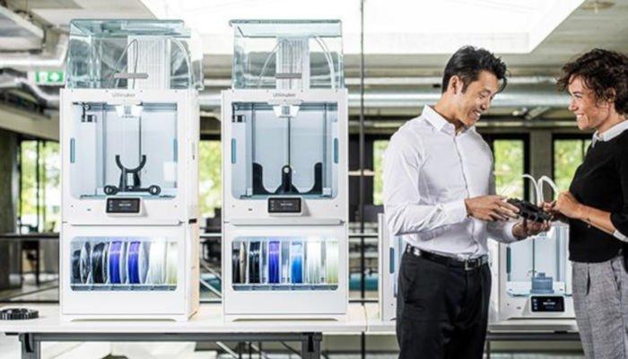 ultimaker s5 pro bundle industrial fdm printer