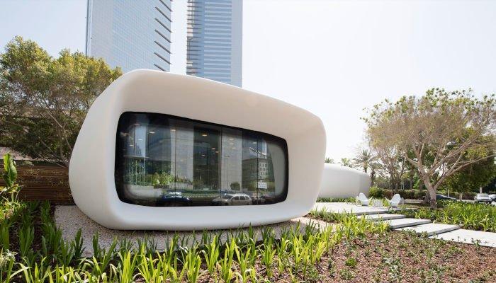 additive manufacturing office of the future dubai