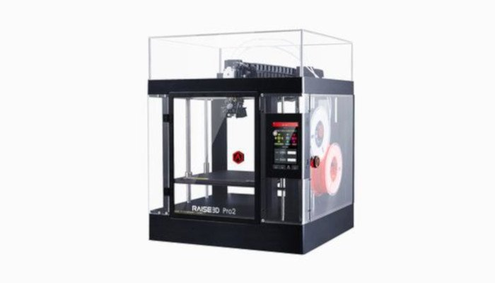 raise3d pro2 plus large 3d printer