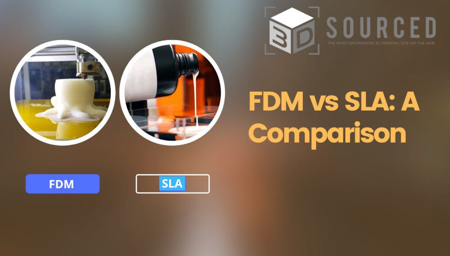 FDM vs SLA 3D Printing: Which Is Best For You?
