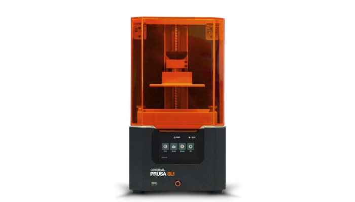 prusa sl1 lcd 3d printer one of the best new printers 2020
