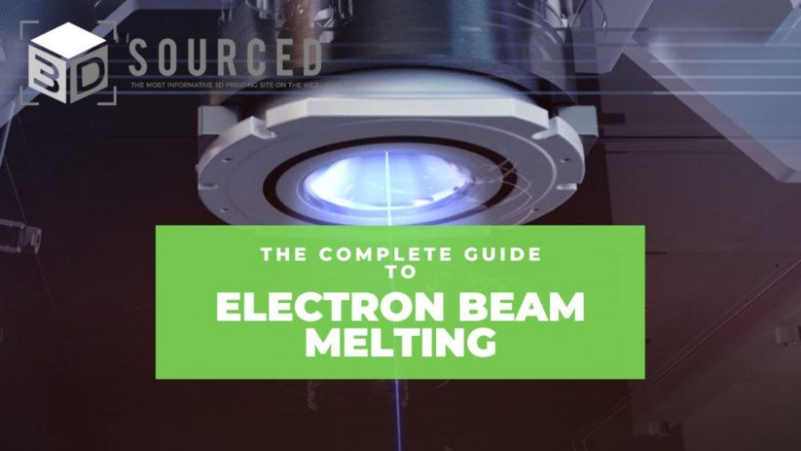 electron beam melting ebm 3d printing guide cover
