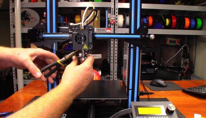 geeetech a10 diy 3d printer kit
