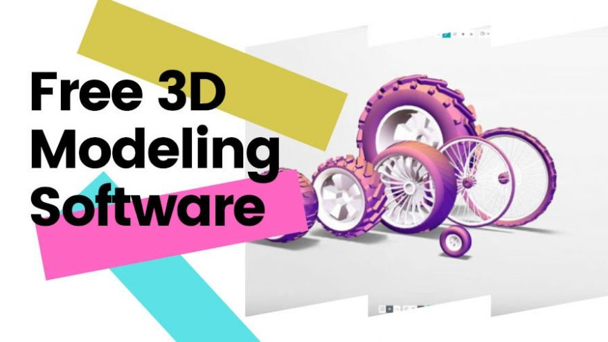 free 3d modeling software for beginners