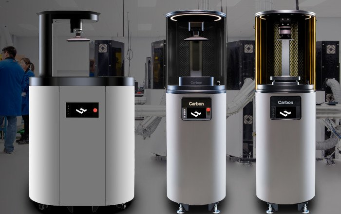 carbon 3d printers by the most valuable 3D printer company