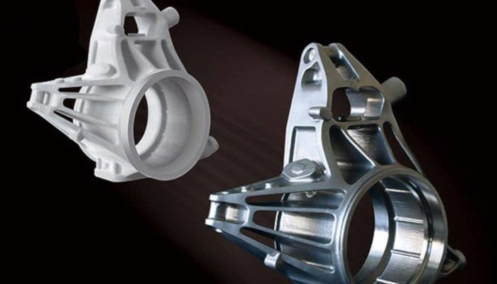 rapid prototyping 3d printed plastic and metal parts