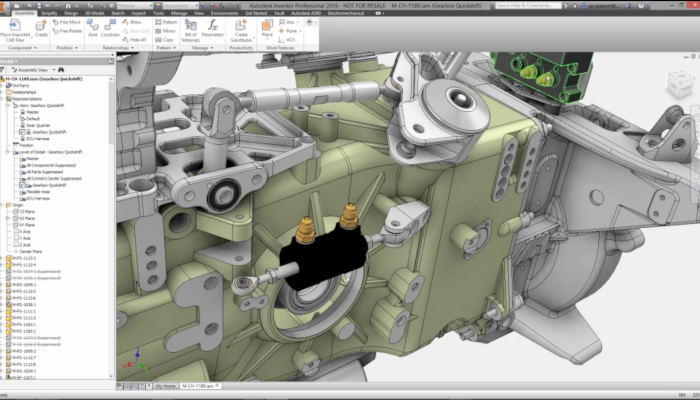 inventor professional cad software for product design and engineering