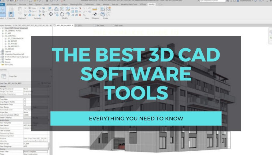 12 Best CAD Software 2021 (For Every Skill Level!)