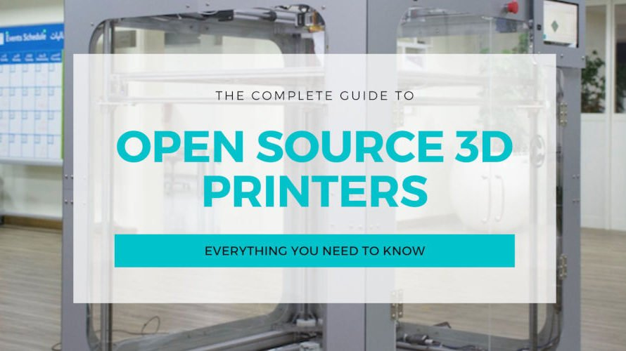 6 Best Open Source 3D Printers 2021 (With Links To Designs)