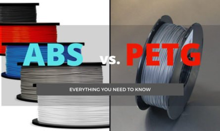 abs vs petg filament 3d printing guide cover