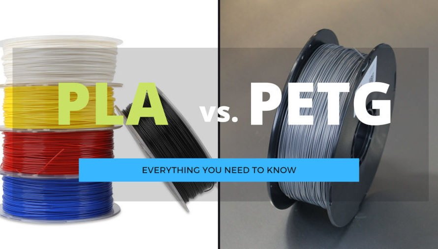 PLA vs PETG: Which is the Best Filament for 3D Printing?