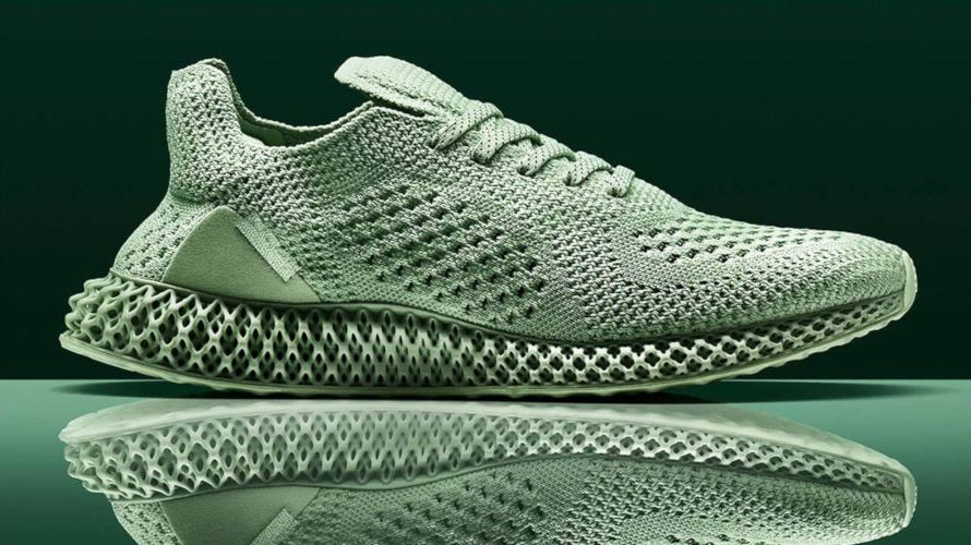 How 3D Printed Shoes Quietly Took Over The World
