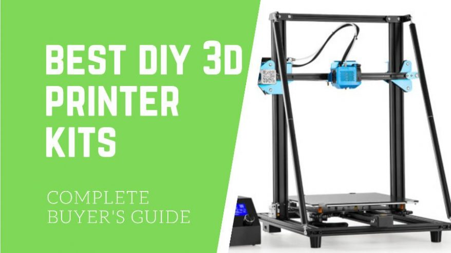 best diy 3d printer kits ranking