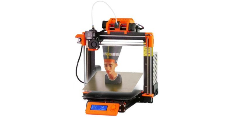 prusa i3 mk3s with multi material upgrade