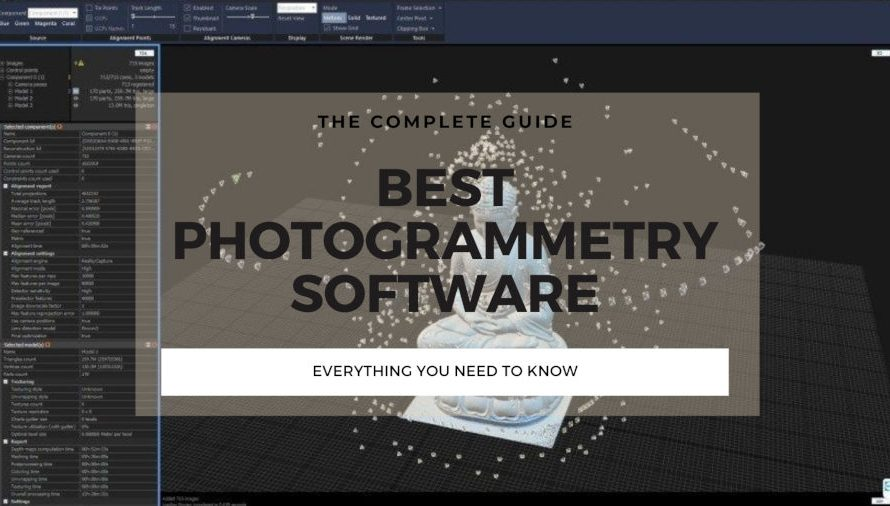 The Top 10 Best Photogrammetry Software 2021 (4 are Free!)