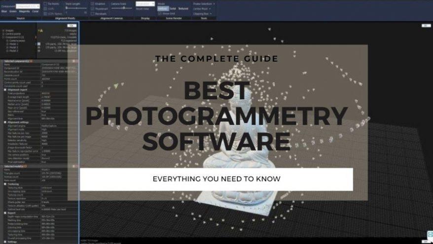 best photogrammetry software guide