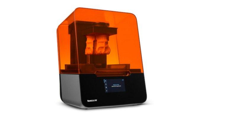 formlabs form 3 high resolution 3d printer