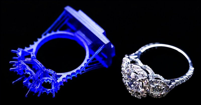 applications of 3d printing in jewelry