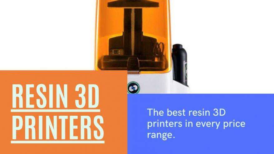 best resin 3d printer ranking