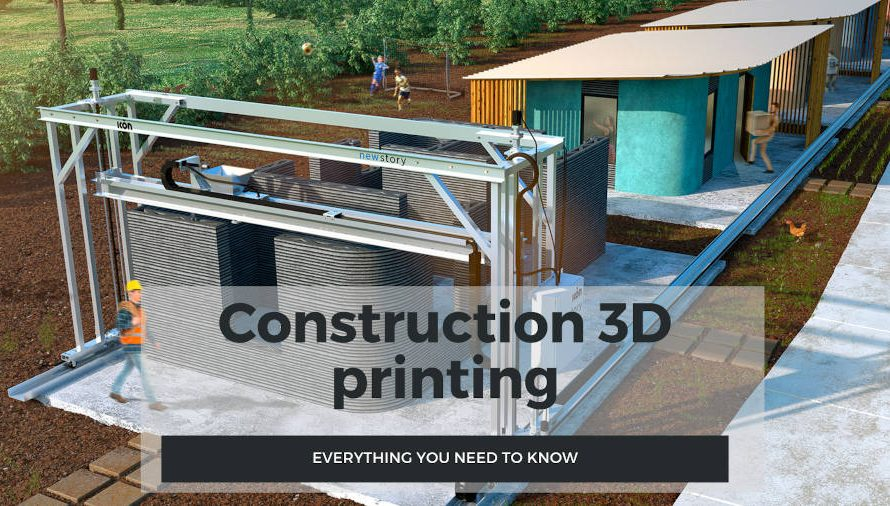 How 3D Printing in Construction Will Change The World