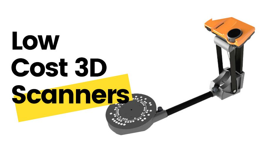 7 Great Cheap 3D Scanners 2021 (For All Uses!)