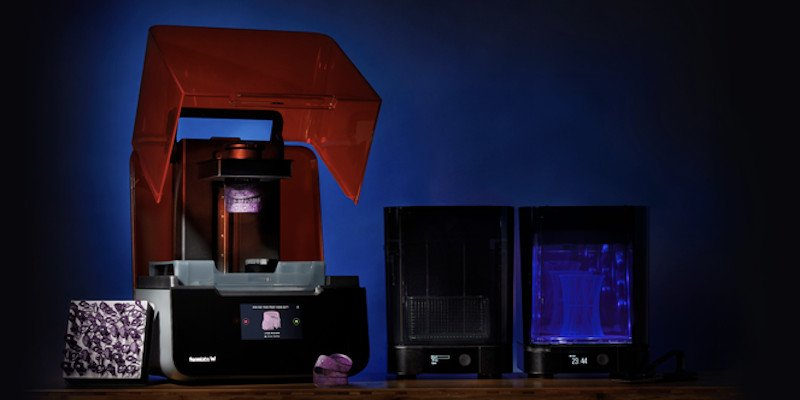 form 3 formlabs 3d printer for jewelry