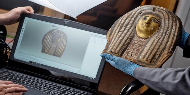 3D scanning artifacts