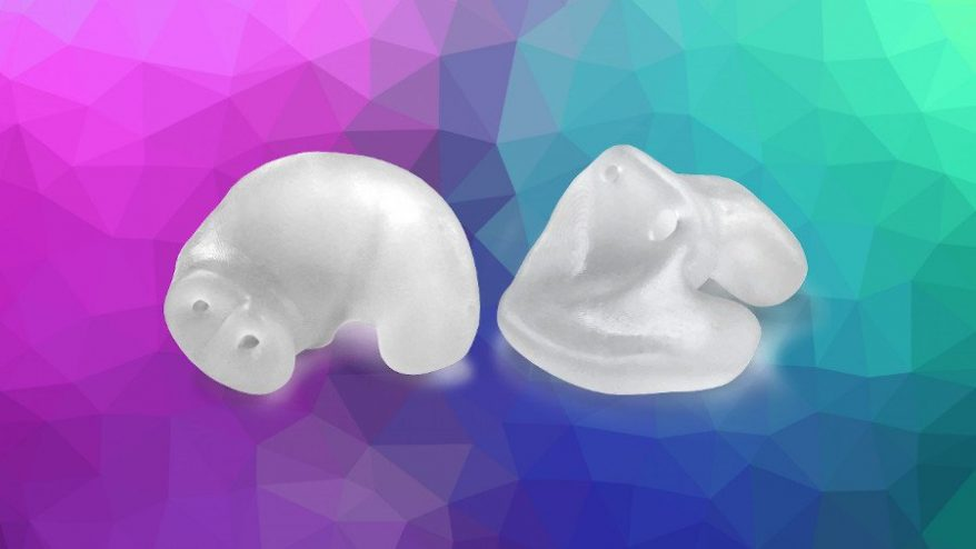 3d printed hearing aids