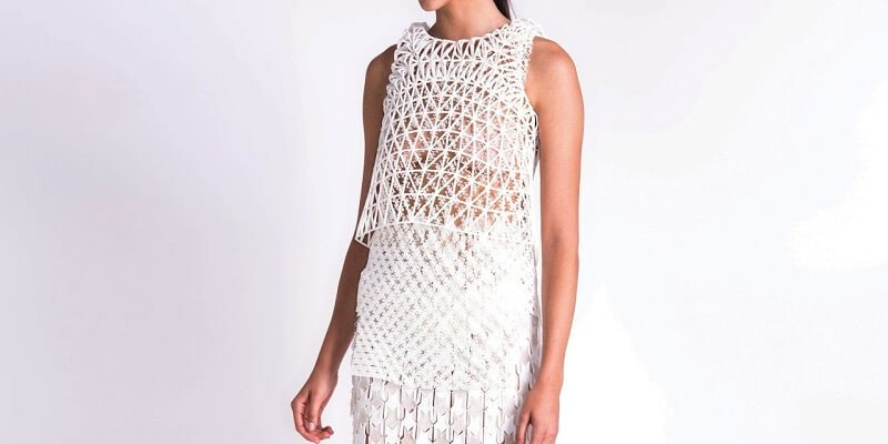 Paper 3D Printing in Fashion
