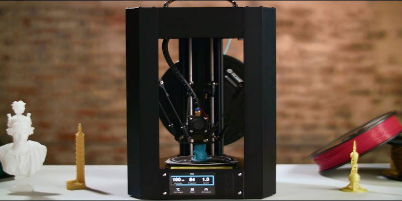 Monoprice Mini Delta Review Specs and Features