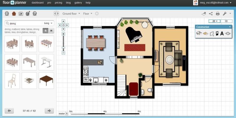 Floorplanner software