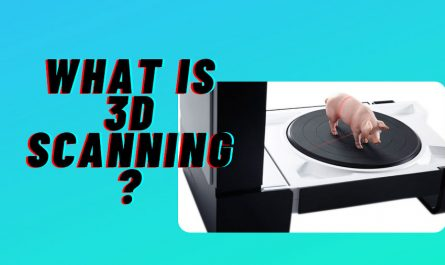 what is 3d scanning guide