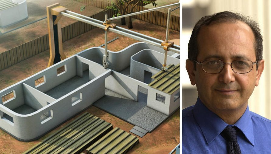 Dr Behrokh Khoshnevis: on the 25-year journey to bring Contour Crafting & construction 3D printing to the masses