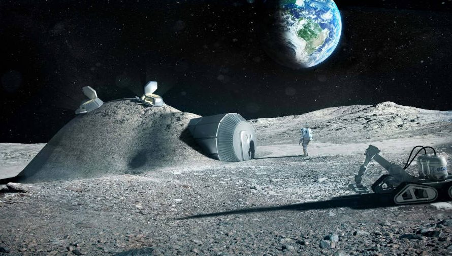 How 3D Printing Is Crucial For Space Travel