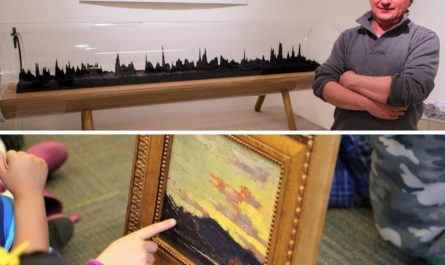 3d printed art projects