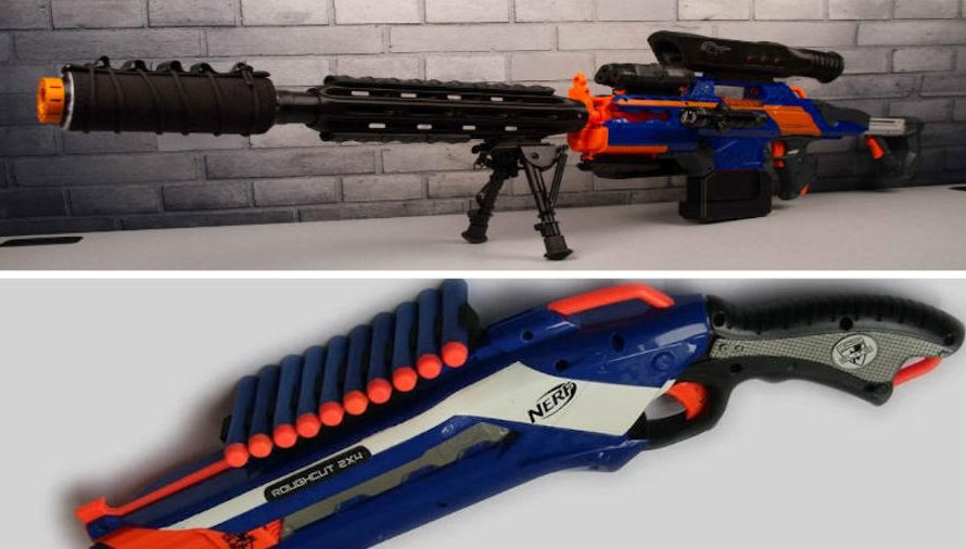 The Top 13 3D Printed Nerf Guns, Attachments & Mods 2021