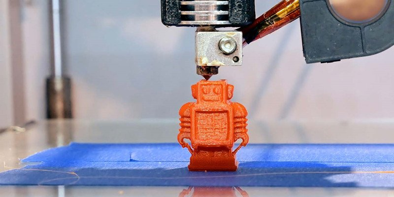 HDPE 3D Printing Product