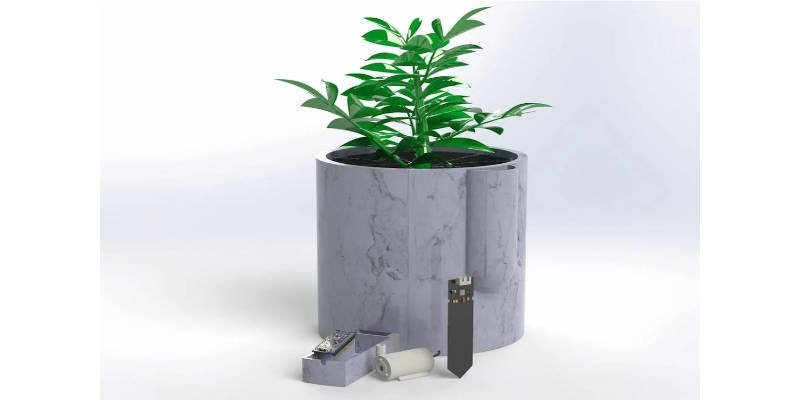 Best 3D Printed Gifts Plant Pot Self Watering
