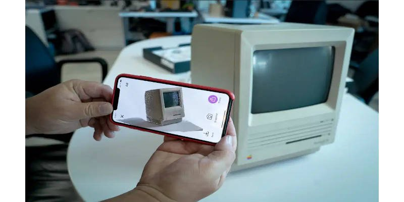 3D Scanner App Capture Desktop PC