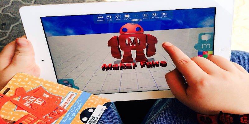 3D Printer App Morphi