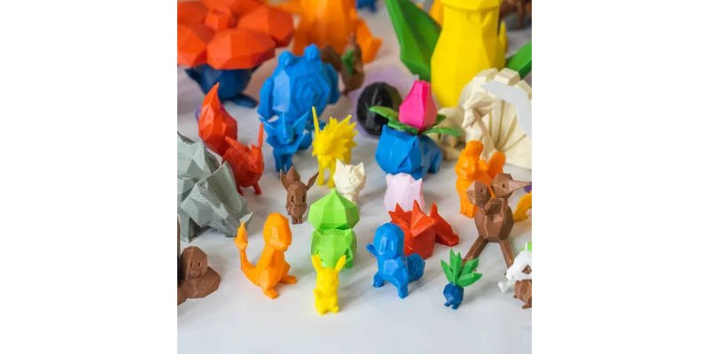 3D Printed Pokémon to Sell