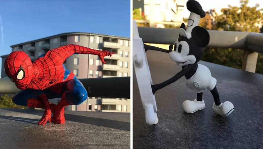 17 Cool 3D Printed Figurines (& Where To Download Them!)