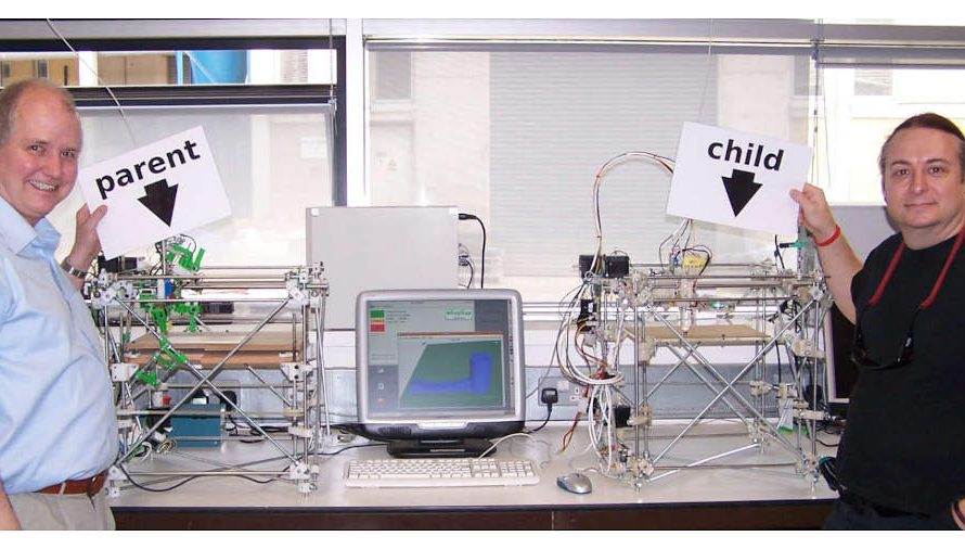 RepRap Founder Dr Adrian Bowyer on Creating the First RepRap, Open Source & Future of 3D Printing