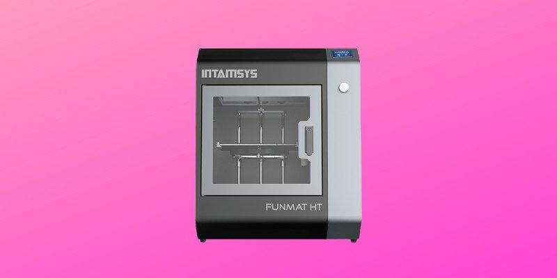 intamsys funmat ht low cost peek 3d printer