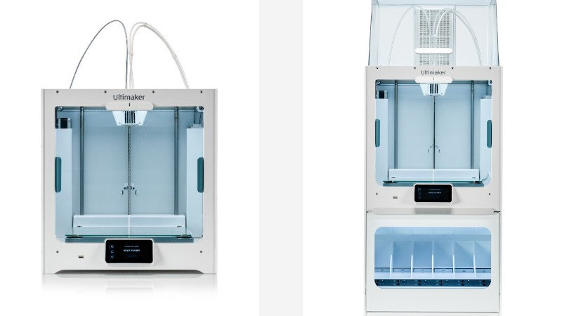 ultimaker s5 and pro bundle