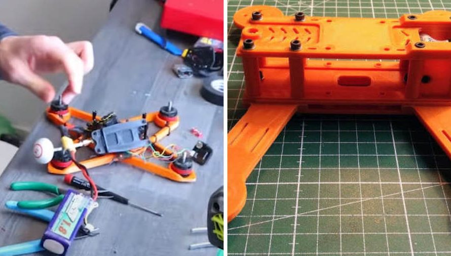 3D Printed Drones: 3 Ways To Print Your Own