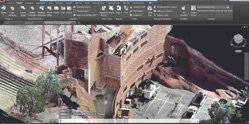 autodesk recap photogrammetry software