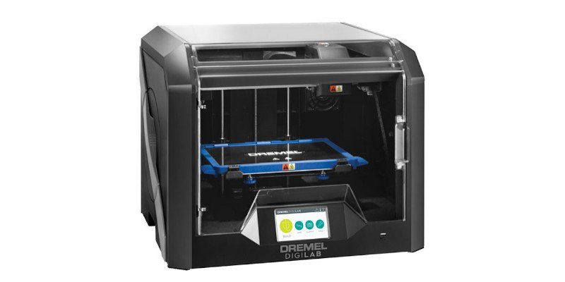 dremel 3d45 one of the best most reliable 3d printers